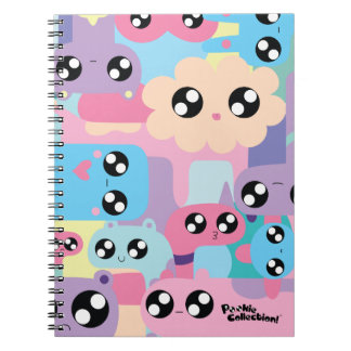Pastel Pookie Notebook