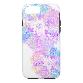 Pastel Purple Flowers Phone Case