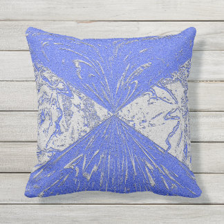 Pastel Purple Outddor or Indoor Pillow