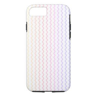 Pastel Rainbow Chevron iPhone 8/7 Case
