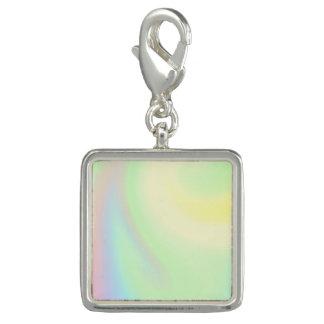 Pastel Rainbow of Color Charm