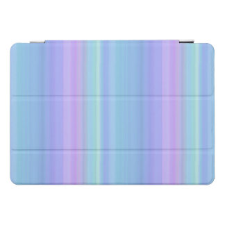 Pastel Rainbow Stripes Pattern 10.5 iPad Pro Case