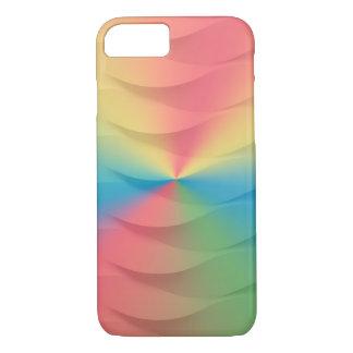 pastel rainbow weave spectrum Case-Mate iPhone case