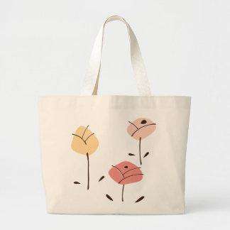 Pastel Roses  Tote Bag
