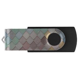 Pastel Scales USB Flash Drive