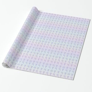 Pastel Scorpio Wrapping Paper