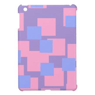 Pastel Squares iPad Mini Cases
