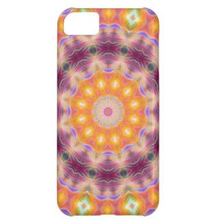Pastel Star Mandala Case For iPhone 5C