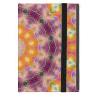 Pastel Star Mandala Cases For iPad Mini