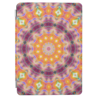 Pastel Star Mandala iPad Air Cover