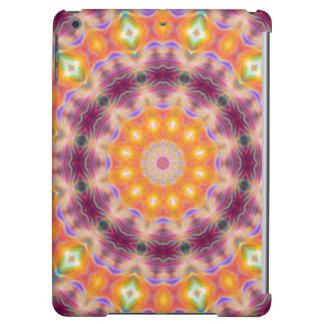 Pastel Star Mandala iPad Air Covers
