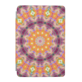 Pastel Star Mandala iPad Mini Cover