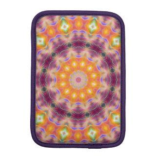 Pastel Star Mandala iPad Mini Sleeve