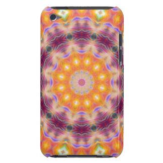 Pastel Star Mandala iPod Touch Cases