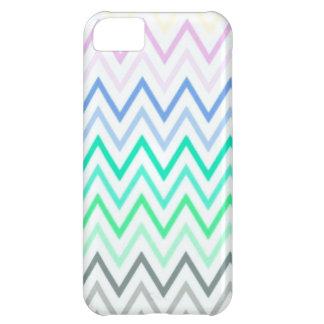 Pastel Striped Adorable iPhone 5c iPhone 5C Case