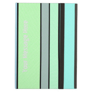 Pastel Stripes Cover For iPad Air