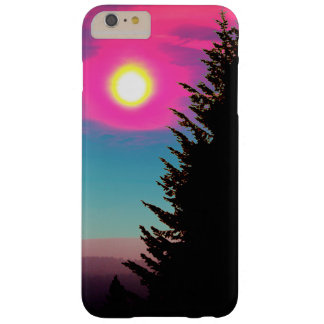 Pastel Sunset Barely There iPhone 6 Plus Case