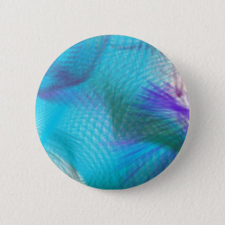 Pastel Teal Blue Violet Sweet Dream Abstract 2 Inch Round Button