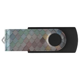 Pastel Tiles USB Flash Drive