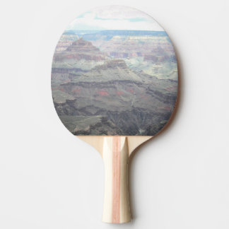 Pastel Views Ping Pong Paddle