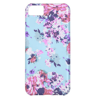 Pastel Vintage Floral Pattern, iPhone 5c iPhone 5C Cases