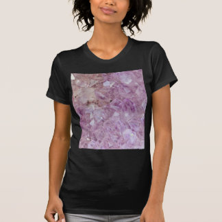 Pastel Violet Crystal Quartz T-Shirt