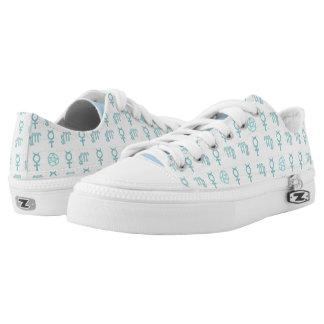 Pastel Virgo Low Top Shoes