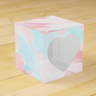 Pastel Whimsy Favor Box