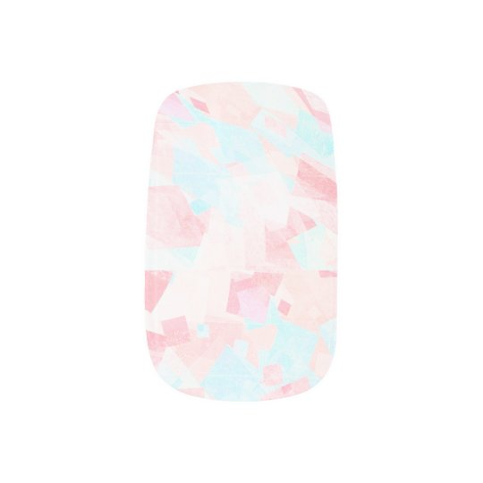 Pastel Whimsy Nail Art Decals
