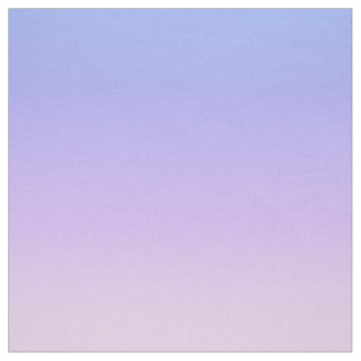 Pastell rainbow of purple pink blue fabric