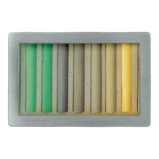 pastels cretaceous about color belt buckle