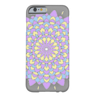Pastels Mandala Barely There iPhone 6 Case