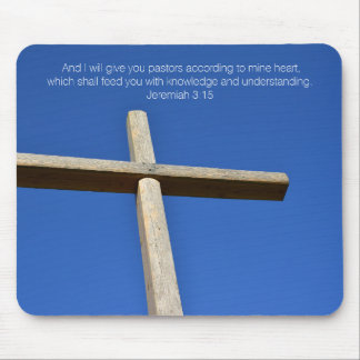 Pastor Appreciation Sunday Mouse Pad