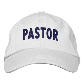 Pastor - Cap Embroidered Baseball Cap