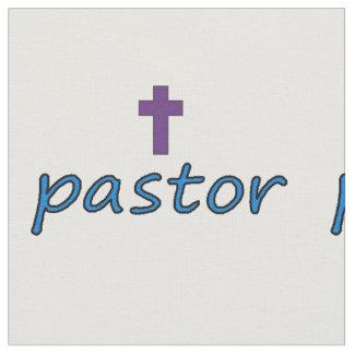 Pastor Cross Fabric