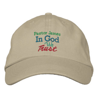 Pastor / Priest Cap - Template by SRF
