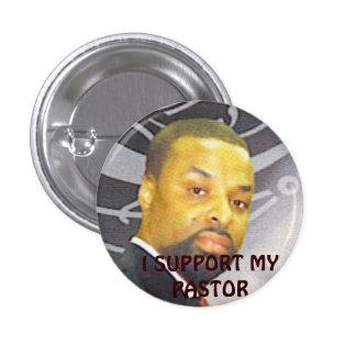 pastor support 1 inch round button