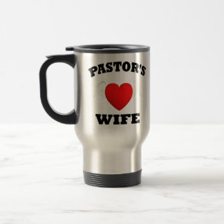 Pastor's Wife Mugs