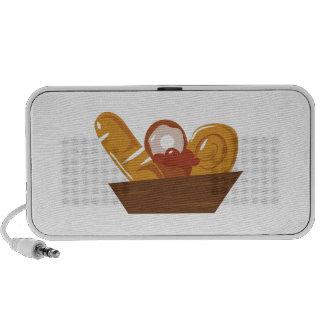 Pastry Basket iPod Speaker