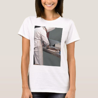 Pastry chef in the kitchen T-Shirt