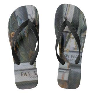 PAT & NICK Flip Flops