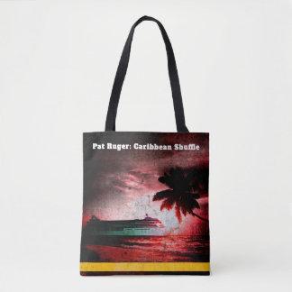 Pat Ruger: Caribbean Shuffle Tote Bag