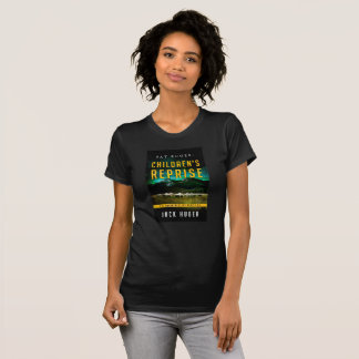 Pat Ruger: Children's Reprise Women's Black Tee