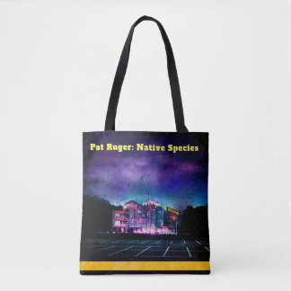 Pat Ruger: Native Species Tote Bag
