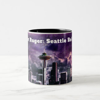 Pat Ruger: Seattle Reign Coffee Mug