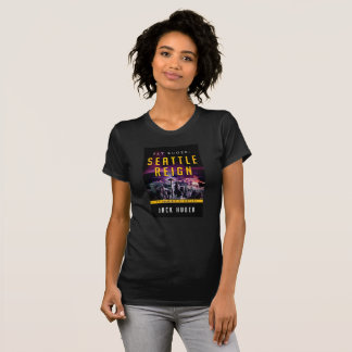 Pat Ruger: Seattle Reign Women's Black Tee