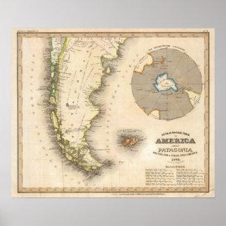 Patagonia, Argentina Poster