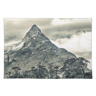 Patagonia Forest Landscape, Aysen, Chile Placemat