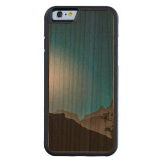 Patagonia Landscape Scene, Aysen, Chile Carved Cherry iPhone 6 Bumper Case