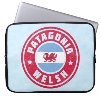 Patagonia Welsh Flag Laptop Cover